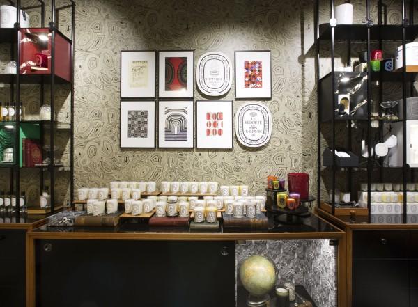 boutique diptyque milano