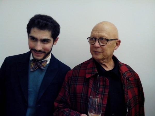 Oscar e Philippe Duboy Venezia City Guide Vuitton