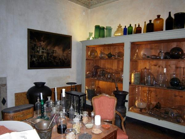 Il laboratorio del muschiere - Museo del Profumo - Venezia