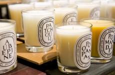 candele diptyque