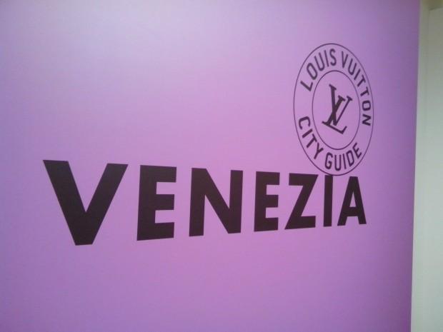 Louis Vuitton Venezia City Guide