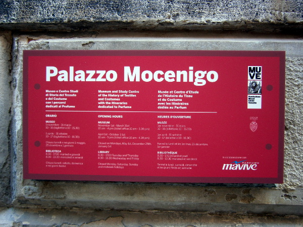Museo del profumo Venezia
